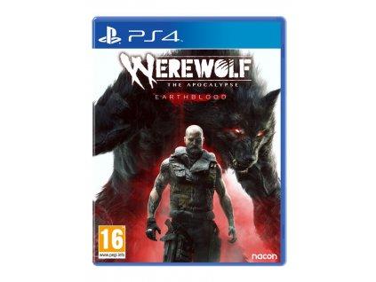 PS4 - Werewolf The Apocalypse - Earthblood