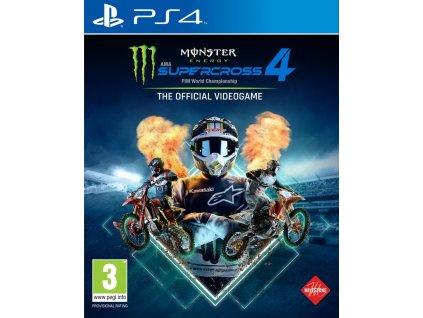 PS4 - Monster Energy Supercross 4