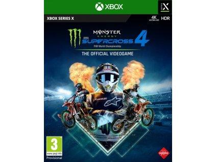 Xbox X/S - Monster Energy Supercross 4