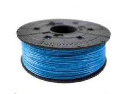 XYZ da Vinci filament pro 3D tisk, ABS, 1,75mm, 600g, ocelově modrá