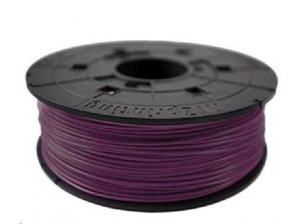 XYZ da Vinci filament pro 3D tisk, ABS, 1,75mm, 600g, fialová