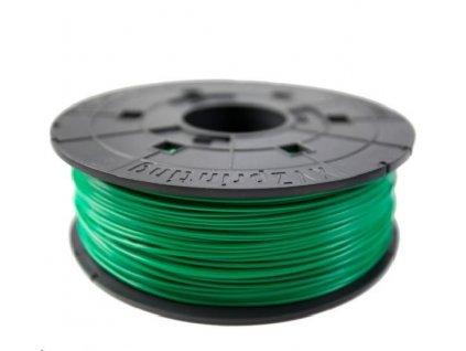 XYZ da Vinci filament pro 3D tisk, ABS, 1,75mm, 600g, zelená