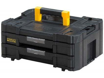 Stanley Box se 2 mělkými zásuvkami TSTAK IV
