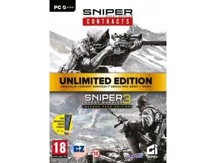 PC - Sniper: Ghost Warrior Contracts Unlimited Edition