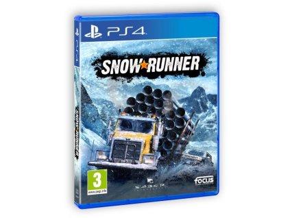 PS4 - SnowRunner