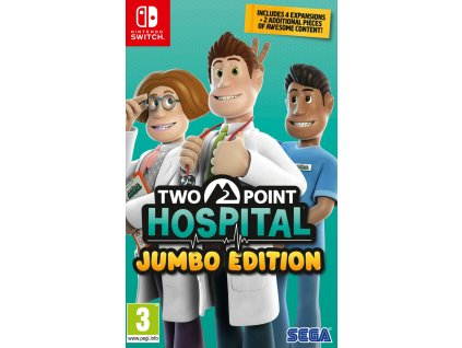 Switch - Two Point Hospital Jumbo Edition