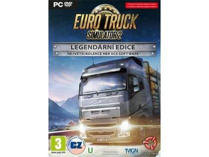 HRA PC - Euro Truck Simulator 2: Legendární edice