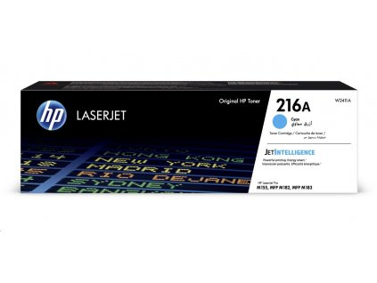 HP 216A Cyan (W2411A) - originální
