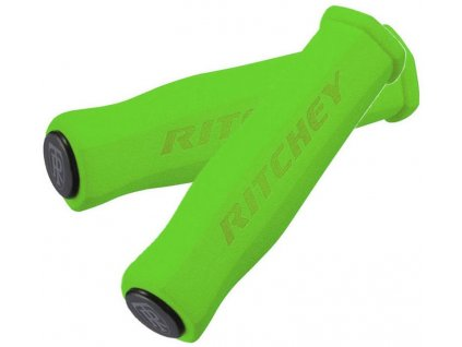 Ritchey - True Grip Foam Grips - zelené