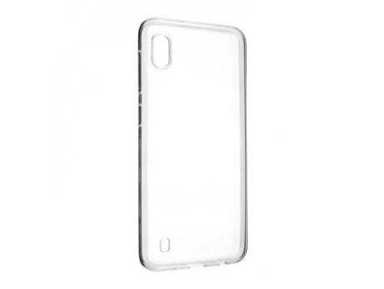 Ultratenké TPU gelové pouzdro FIXED Skin pro Samsung Galaxy A10, čiré