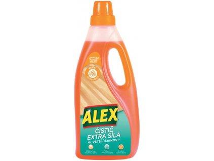 Alex čistič a extra síla na laminát 750ml