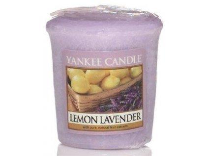 Yankee Candle votivní svíčka 49g Lemon Lavender
