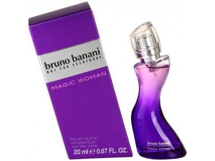 Bruno Banani Magic Woman EdT 20ml