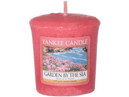 Yankee Candle Votivní svíčka Garden by the sea 49g