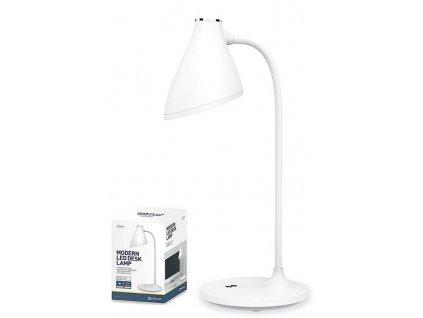 Platinet PDL6730 LED stolní lampa 5W, bílá