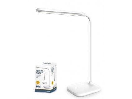 Platinet PDL6728 LED stolní lampa 5W, bílá