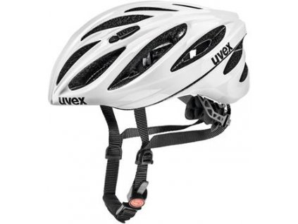 UVEX Boss Race white (52-56cm)