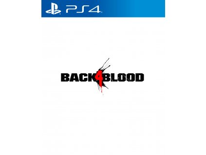 PS4 Back 4 Blood: Special Edition
