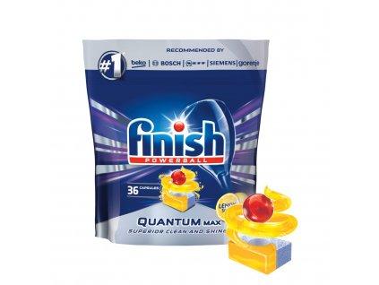 Finish Quantum Max Lemon 36 ks