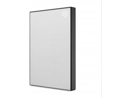 Seagate One Touch HDD 1TB, stříbrný