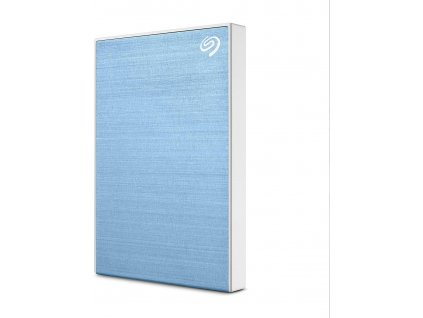 Seagate One Touch HDD 1TB, světle modrý