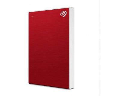 Seagate One Touch HDD 1TB, červený