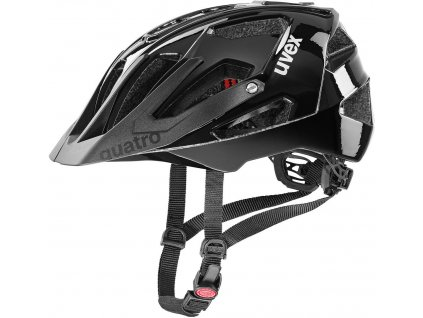 UVEX Quatro all black (52-57cm)