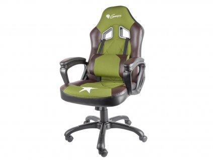 Herní židle GENESIS NITRO 330 Military edition