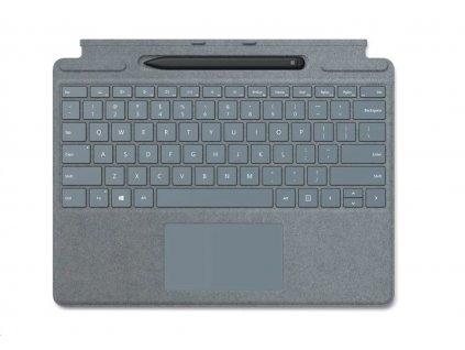 Microsoft Surface Pro X Keyboard + Pen bundle (Platinum)