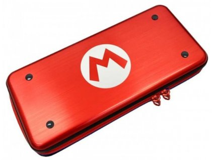 HORI Alumi Case for Nintendo Switch (Mario)