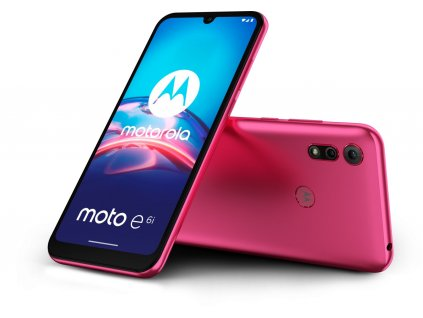 Motorola Moto E6i 32GB Rosa