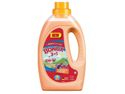Bonux prací gel Specials Colors Glow Touch 20 PD/1,1L