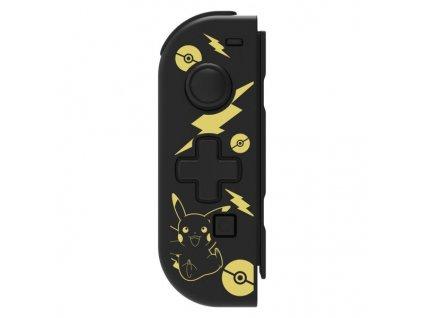 HORI D-Pad Controller pro Nintendo Switch (Pikachu Black Gold ed.)