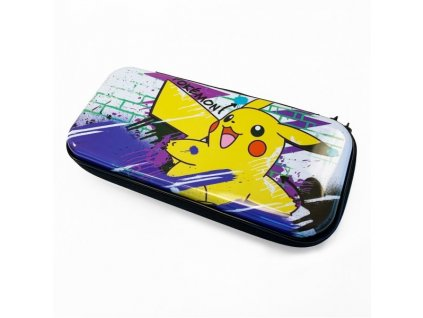 HORI SWITCH Premium Vault Case (Pikachu)