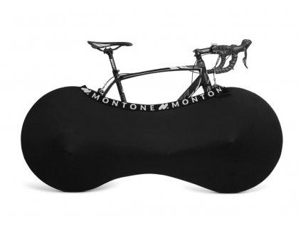 MONTONE bike mKayak vel.M  - černá/bílá