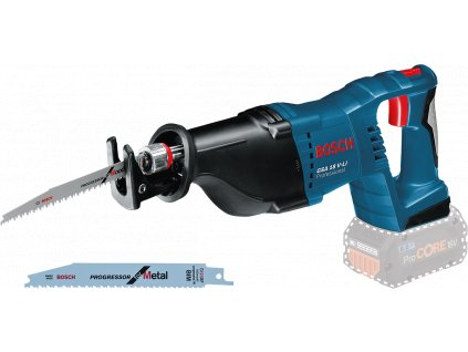 Bosch GSA 18 V-LI Professional Akumulátorová pila ocaska