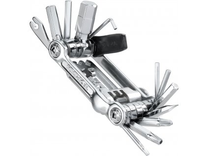 Topeakl Mini 20 Pro Silver