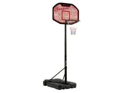 Garlando koš basketbalový SAN JOSÉ se stojanem, výška 225-305cm