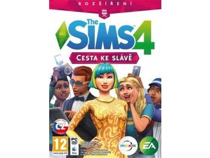 PC - The Sims 4 Cesta ke slávě (Rozšíření)