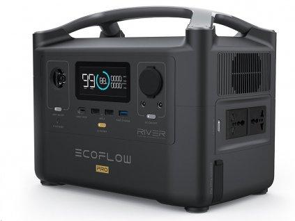 EcoFlow RIVER PRO (Mezinárodní verze) (1ECOR600PIN)