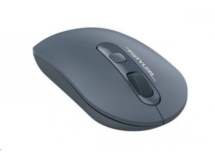 A4tech FG20, FSTYLER bezdrátová myš, modrá
