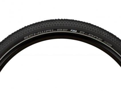 Schwalbe plášť G-One Allround 27.5x2.25 Performance RaceGuard černá+reflexní pruh