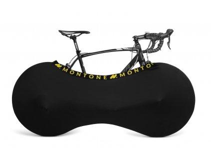 MONTONE bike mKayak - černá/žlutá