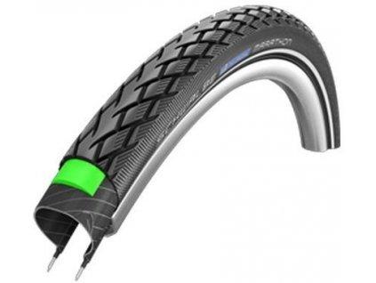 Schwalbe plášť Marathon 20x1.5 GreenGuard černá+reflexní pruh