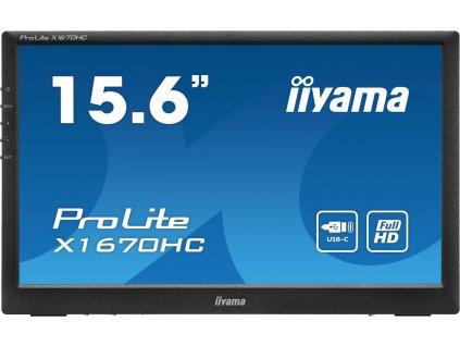 """iiyama X1670HC-B1 15,6"""""""