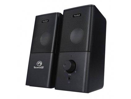 Reproduktory Marvo SG-117, 2.0 černé