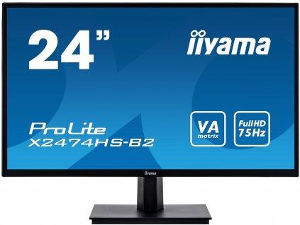 "iiyama ProLite X2474HS-B2 23,6"""