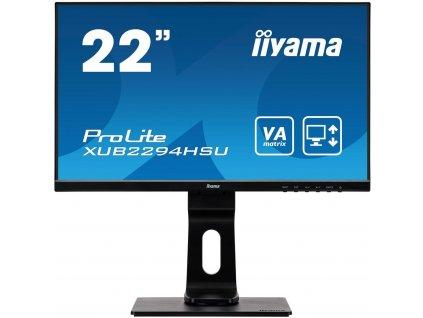 """iiyama XUB2294HSU-B1 21,5"""""""