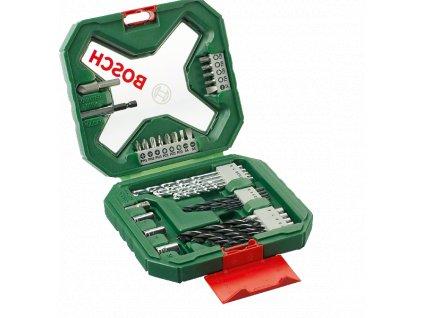 Bosch 34dílná sada vrtáků a šroubovacích bitů X-Line Classic