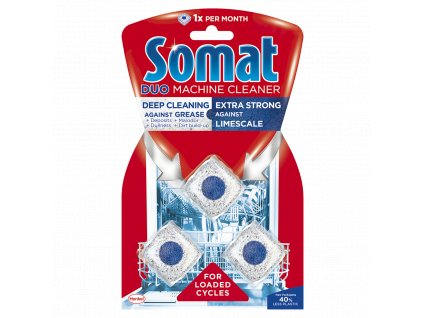 Somat čistič myčky 3ks
